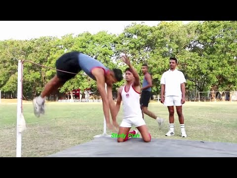 Indian Army Officers  -GYM Training