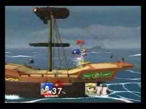 Super Smash Bros. Brawl - Unlocking Toon Link