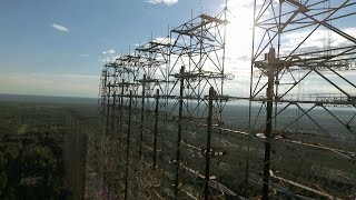 "The Soviet Radar Complex ""The Duga"" Is No Boy"