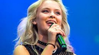 "ZARA LARSSON LIVE ""So GOOD"" On ELLEN SHOW Ft TY DOLLA $ign_TODAY 7th Feb WOW INCREDIBLE {VIDEO}!!_"