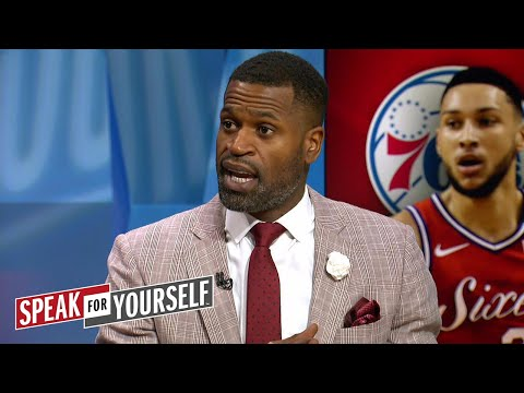 Stephen Jackson on struggling Sixers, Popovich's relationship with Kawhi | NBA | SPEAK FOR YOURSELF