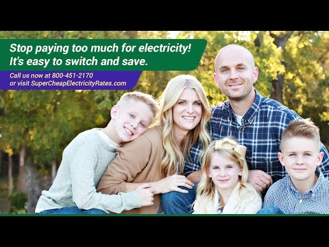 Pick Electricity Company In Texas - Cheap Electric Rates