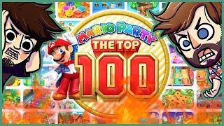 THEY MESSED IT UP?!?   Mario Party Top 100
