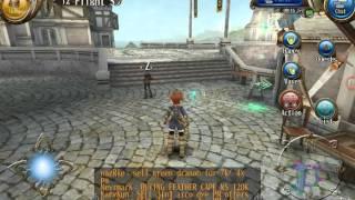Toram online episode 5 Pino the god of wisdom