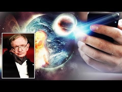 Voicemail 'linked to Stephen Hawking, warns of April 'alien takeover'