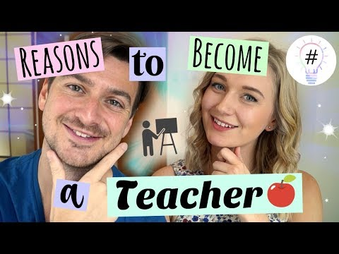 Reasons to Become a Primary School Teacher (2018)