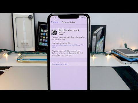 iOS 11.3 Beta 4 Update - Everything That's New!