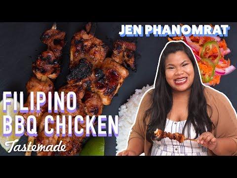 Filipino BBQ Chicken l Good Times With Jen