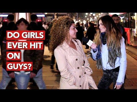 Do girls ever hit on guys?