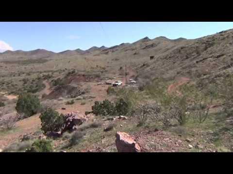 Pilgrim Mine, Arizona. 4,000+ acres For Sale with gold mine