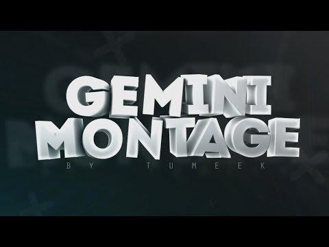 Rocket League Montage   GEMINI by Tumeek (BEST GOALS, AIR DRIBBLES, FREESTYLES, CEILING SHOTS)