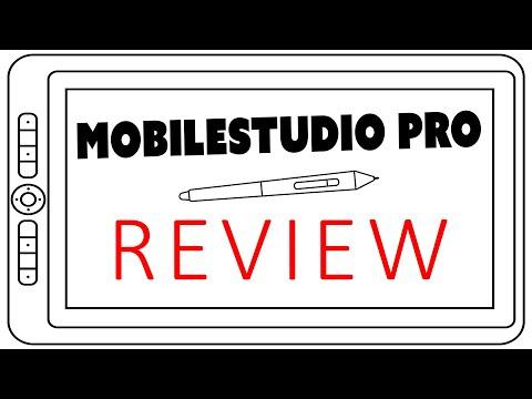 Wacom MobileStudio Pro Review [13 & 16] for Digital Artists 🖌