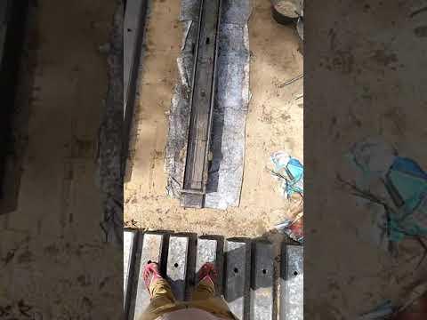 PreCast Fencing Pole making mould Thanks Venkateshwara cement Works Karaikal pole making technology