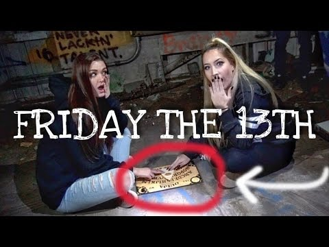 OUIJA BOARD AT HAUNTED SLAUGHTERHOUSE *GONE WRONG* feat. Brooke Houts