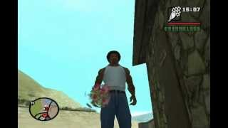 Flowers in GTA SA (pickups only)