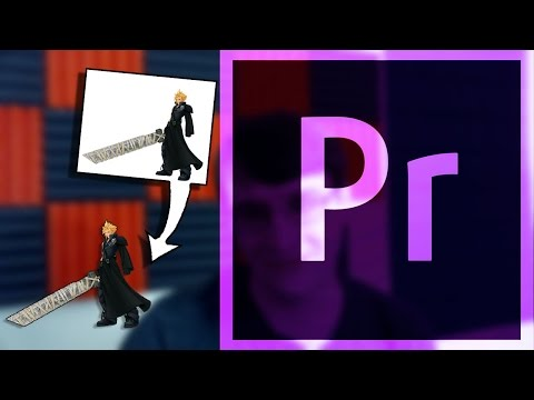 Removing Colored backgrounds in Adobe Premiere Pro CC |Badgertutorials|