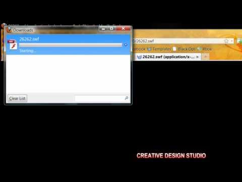 How to get Free Flash Intro Templates (Adobe Flash CS5) [HD]