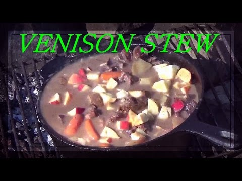 Venison Stew...Warning may cause Extreme Hunger