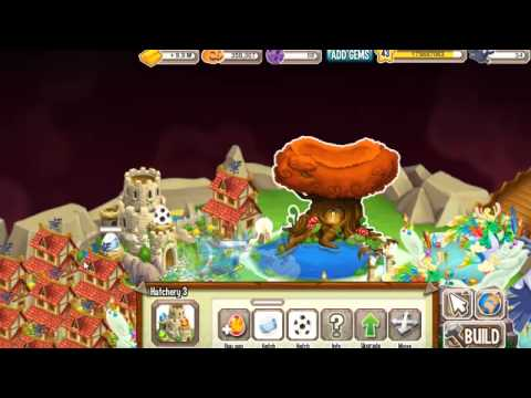 How to get WIND DRAGON in Dragon City By Breeding Soccer Dragon and Gummy Dragon