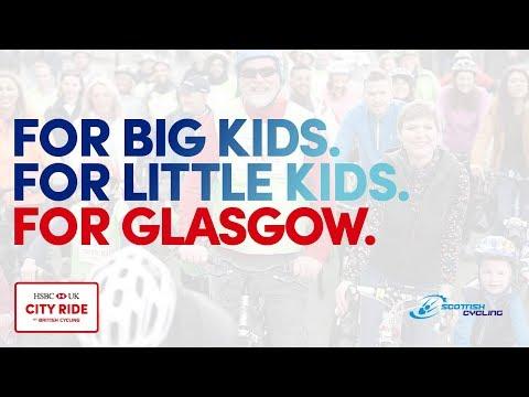 HSBC UK City Ride 2017 - Glasgow