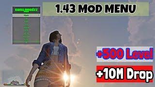GTA 5 Online 1 44 Mod Menu Sınırsız Para ve Level Hilesi