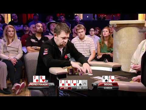 2011 National Heads-Up Poker Championship Episode 12 HD
