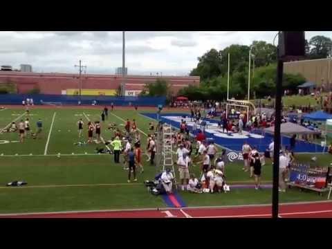 New York State Championship 4x800. Middletown, NY 2013.  Arlington