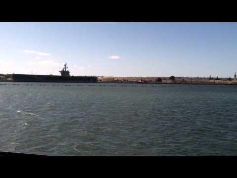 Coronado Island from Ferry