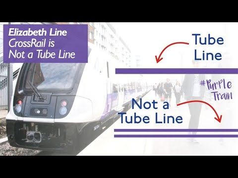Crossrail Is Not A Tube Line