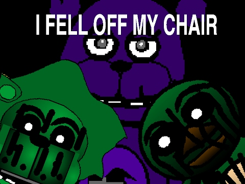 I FELL OFF MY CHAIR!!!!.Five nights at Leos 3 Reborn beta
