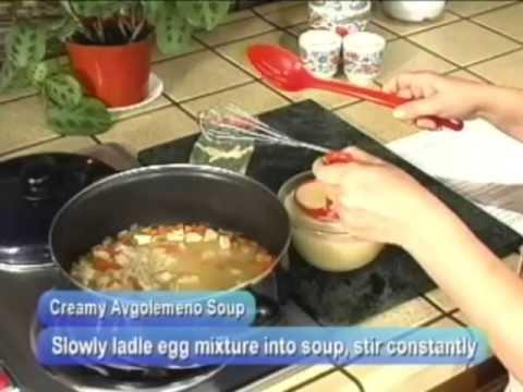 18 Avgolemeno Soup