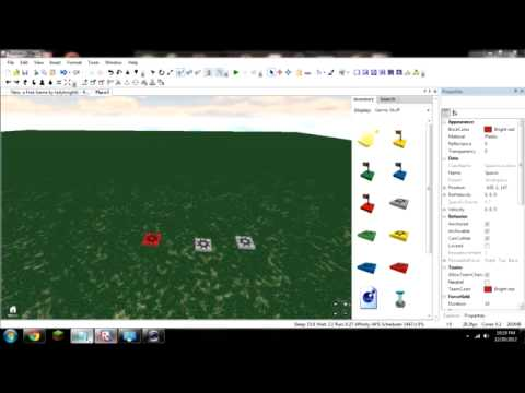 How To Set Up Teams and Spawns on Roblox