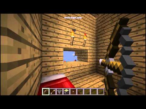 Ancic: Motte and Baily Castle - Minecraft