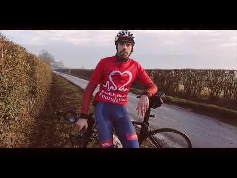 How to Cycle 54 Miles