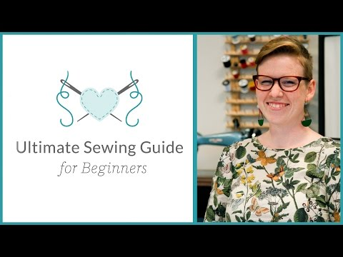 Spoonflower's Ultimate Sewing Guide for Beginners