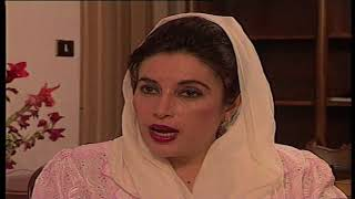 Rubaru: Watch Rare interview of Benazir Bhutto