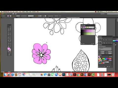 Turning Sketches into Vector Art, Illustrator