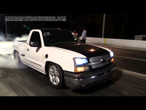 DAILY DRIVER TURBO CHARGED 4.8L CHEVY TRUCK