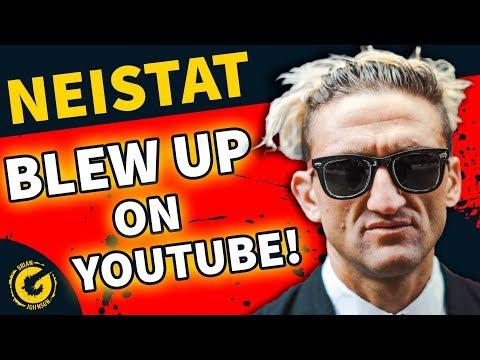 Casey Neistat: Secrets of YouTube Growth