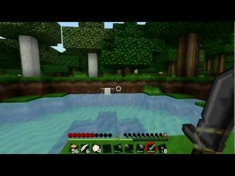 JungleCraft || Episode 2 - Ocelot Hunting || Minecraft / Live Commentary