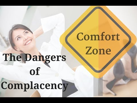 The Dangers of Complacency Video