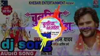 Chunariya Le Le Aahiya (Navratri Fast Dance Mix) Dj Vivek Ambedkar Nagar(DjFaceBook.IN).mp3