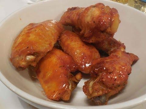 Buffalo & Honey Fried Chicken