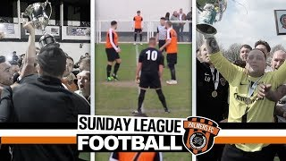 Sunday League Football - 3 TROPHIES IN A WEEK? (Cup Final)