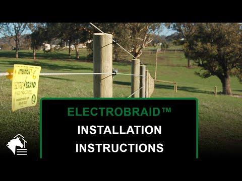 ElectroBraid™ Installation