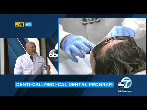 California offering expanded dental benefits with Denti-Cal | ABC7