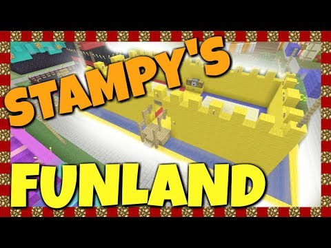 Stampy's Funland - Castle Crumble