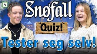 Skuespillerne fra Snøfall tar testen: HVEM BLIR DE?