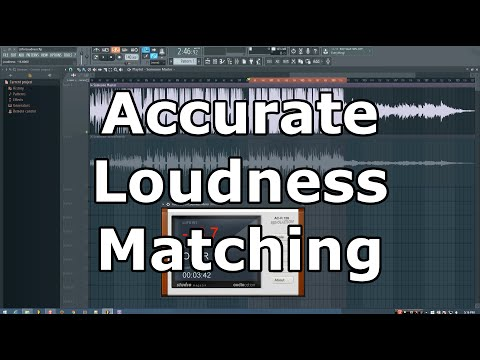 Production Tip: Loudness Matching Using LUFS