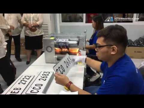 How the new LTO Plate Manufacturing Facility makes your license plates